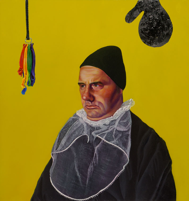 Craig-Cully_Conviction-2012_8.5'-x-8'_oil-on-panel_-One