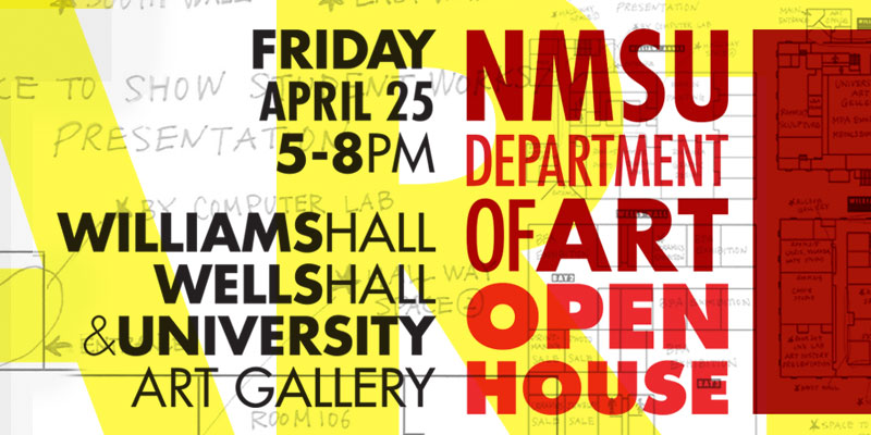 NMSU Department of Art Open House