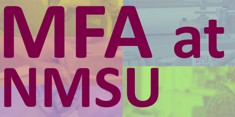 MFA application for Spring 2015