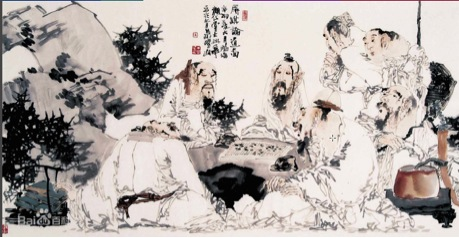 TIME CHANGED- 2PM!!! Master Class: Traditional Chinese Ink Painting