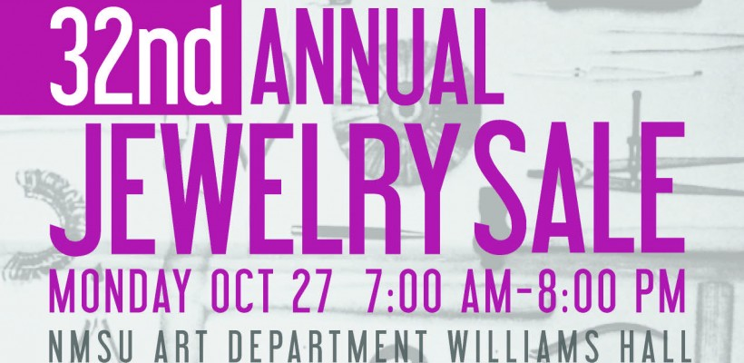 32nd Annual Jewelry Sale