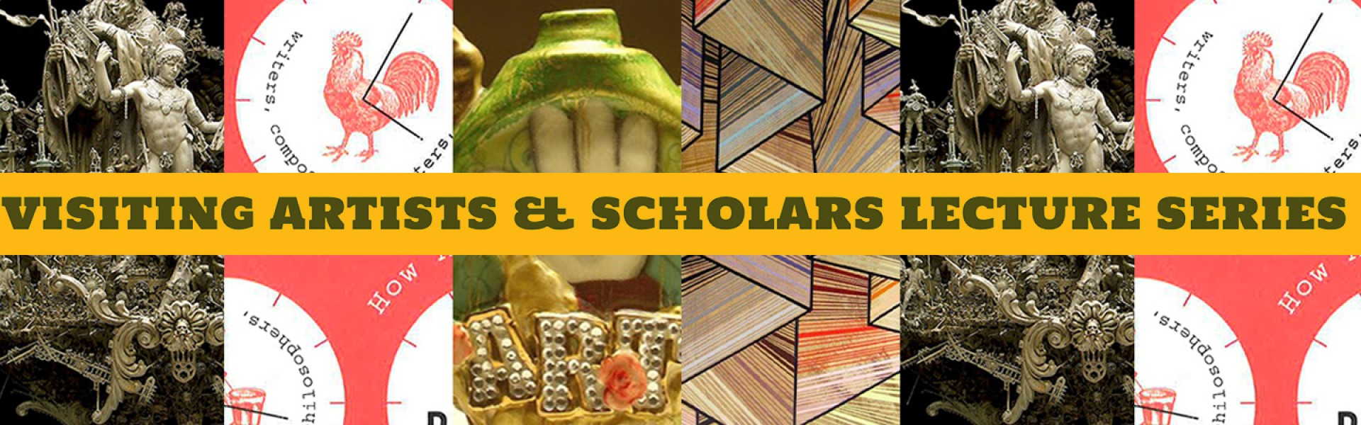 VISITING ARTISTS & SCHOLARS LECTURE SERIES