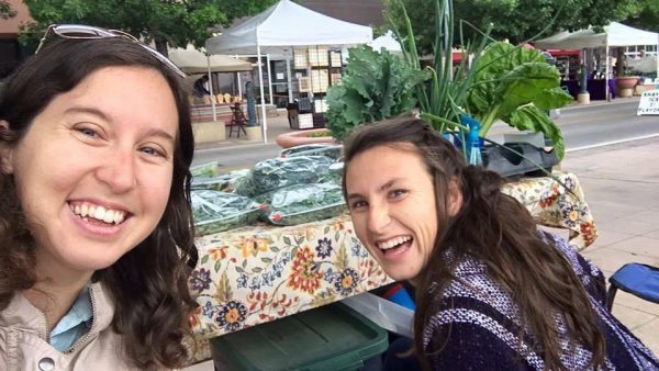 lea-and-shelly-at-farmers-market