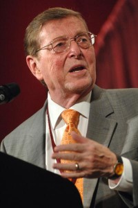 Image of former Sen. Pete Domenici