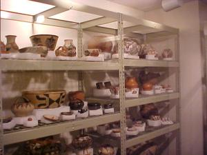 Pottery from the Americas