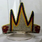 Shoshone, Wind River Reservation, Beaded crown