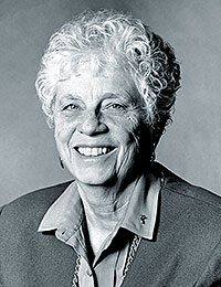 Photo of Barbara Hubbard