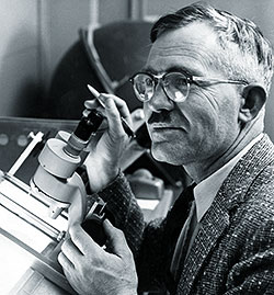 Photo of Clyde Tombaugh